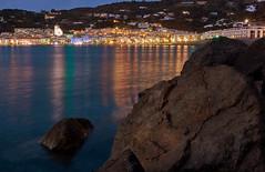 El Port de la Selva (Signore Aceto) Tags: nightshot catalonia girona citylights catalunya catalua catalogne capdecreus elportdelaselva sonydscrx100