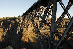 The Span (ekilgore74) Tags: railroad bridge metal canyon