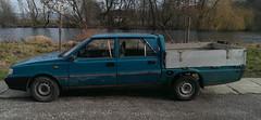 Daewoo FSO Truck Plus (Vehicle Tim) Tags: truck polen daewoo transporter fahrzeug lkw doka fso pritsche