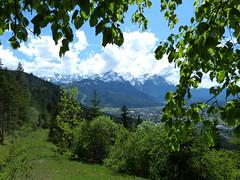 Zugspitze (MsAndi63) Tags: mountain berge alpine aussicht garmischpartenkirchen zugspitze panasoniclumix bayerischealpen