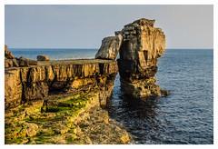 Pulpit Rock... (AlanP) Tags: portlandbill pulpitrock