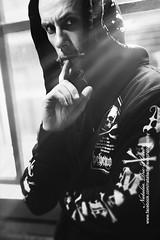 Adam Nergal Darski in Behemoth's shirt (Natalia Die Hexe) Tags: portrait promo satan natalia satanic whiteblack satanist nergal adamdarski livebehemoth nataliakempin nataliadiehexe morgensternbehemothbehemoth merchno godantichristianityblack metalpolandportraitman