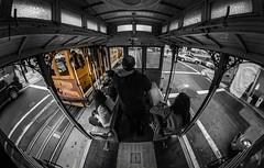 Over The Hill (itsonlykotsy) Tags: sanfrancisco city urban unitedstates citylife muni transportation transit cablecar northamerica sanfran