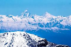Cervino e croce di Valmala (Francy_93) Tags: snow neve alpi croce cervino giornata limpida valmala