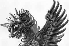 Drache aus Holz (spallutography) Tags: asia dragon holz figur wodden