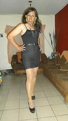 Tight skirt/Faldas ajustadas (jenylopez18) Tags: black sexy body skirt crossdressing tgirl transgender crossdresser tg travesti sexywoman crossdresing jenylopez18