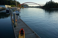 DSC00679 (David Housewright) Tags: kayak rainbowbridge laconner rx100