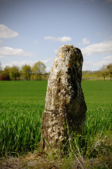 Bb Menhir ? (Ombre&Lumiere) Tags: nature campagne picardie truc chose machin aisne