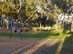 Idiot driving his jeep around Galbally reserver playground (ajft) Tags: playground geotagged idiot jeep australia victoria aus hughesdale geo:zip=3166 galballyreserve geo:lon=14507888889 geo:lat=3789666667