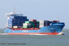 Phoenix J (andreasspoerri) Tags: rotterdam containerschiff antiguabarbuda phoenixj jiangdongwuhu imo9504047