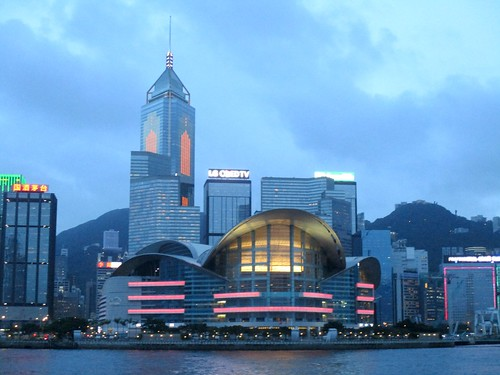 Thumbnail from Hong Kong Convention and Exhibition Centre