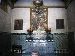 La chapelle (Manon Allais) Tags: faence vacances casa sevilla spain holidays azulejo espagne couleur sville casadepilatos