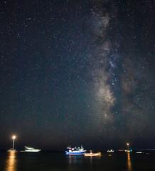 ShotzTours-4930 (shotztours) Tags: stars sea night photography phototours milky way boats bythesea shotztours shotztourscom