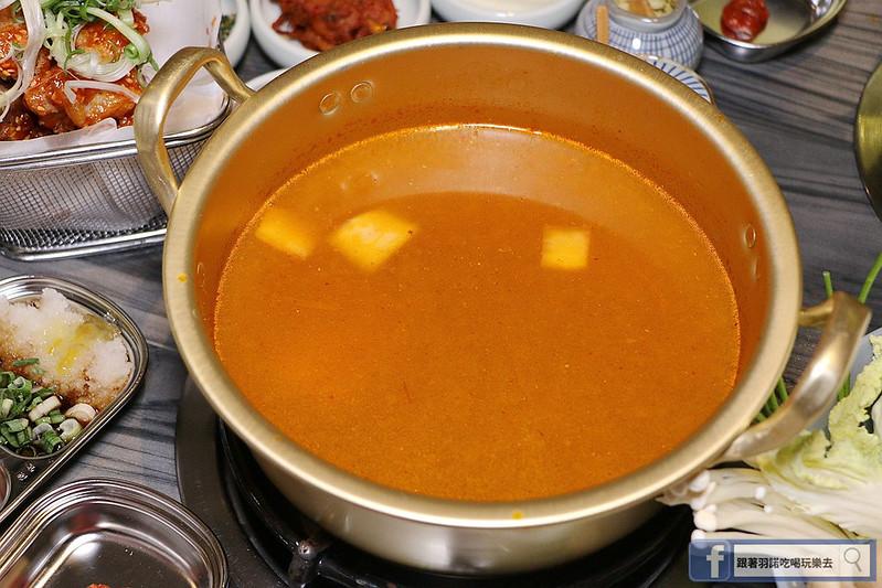 東區韓式料理 新沙洞韓國涮涮鍋046