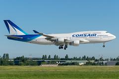 Corsair / B744 / F-HSUN / LFPO 06 (_Wouter Cooremans) Tags: lfpo ory orlyairport orly spotting spotter avgeek aviation parisorly corsair b744 fhsun 04