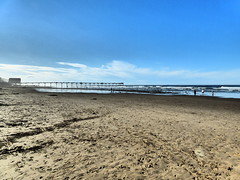 Saltburn Beach Beach Sand Blue Sea Water Shore Tranquil Scene Sky Tranquility Scenics Horizon Over Water Sunny Day Beauty In Nature Outdoors Nature Non-urban Scene Sandy Vacations Coastline Showcase August 2016 Waterfront Clear Sky Tranquility Tourism at (davidntaylor1968) Tags: beach sand blue sea water shore tranquilscene sky tranquility scenics horizonoverwater sunny day beautyinnature outdoors nature nonurbanscene sandy vacations coastline showcaseaugust2016 waterfront clearsky tourism