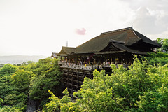 Kiyomizudera (minkulee) Tags: architecture temple japan building tokyo kiyomizudera kiyomizu kinki kyoto