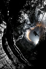 _BHP0180 (ChunkyCaver) Tags: boxheadpot cave caving caver pothole potholing pot hole abseil