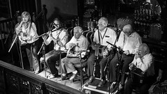 Celtic Roots (James- Burke) Tags: ireland bands blackandwhite bw celticroots entertainers irishmusicians monochrome musicians