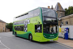 1619 (HJ16 HSL) - Shanklin (GreenHoover) Tags: isleofwight iow shanklin southernvectis bus 1619 hj16hsl enviro400