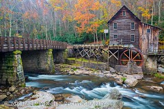 Grist Mill (Michael Pancier Photography) Tags: autumn babcockstatepark countryroads fall2014 michaelapancier michaelpancierphotography nationalriver newhaven newrivergorge newrivergorgenationalriver thecountry wv westvirginia westvirginiastateparks cascades commercialphotography fall fineartphotographer landscapephotographer mountains naturephotographer rivers streams wwwmichaelpancierphotographycom danese unitedstates us mill gristmill