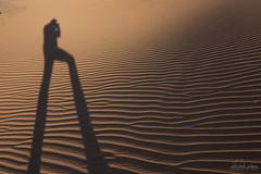 Sands of Sahara, Merzouga, Morocco (Abhi_arch2001) Tags: photographer silhouette long legs sand dune stripe sahara desert shadow merzouga morocco moroccan