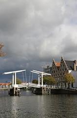 Haarlem  Gravenstenenbrug