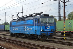 363-509 at Ceska Trebova depot (Karel1999 Over a Million views ,many thanks) Tags: vlak zug locomotives trains diesels ceska trebova