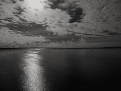 Le ciel nous tombe sur la tte.. The sky is falling (alainpere407) Tags: alainpere bretagneennoiretblanc breizh brittany ciel sky beach ploeven clouds nuages saariysqualitypicturesgallery