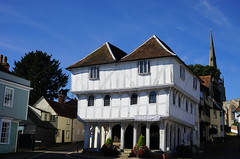 Thaxted Guildhall (1450 AD) (Jayembee69) Tags: guildhall thaxted village essex england uk medieval timberframed halftimbered 1450 15thcentury