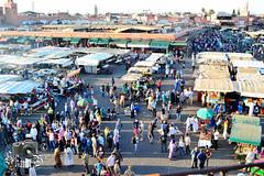 Jemaa el-Fnaa Square - Marrakesh (ShaunMYeo) Tags: morocco maroc marrakech marrakesh marruecos marokko marrocos fas marokas marokkó maroko مغربي марокко jemaaelfnaasquare
