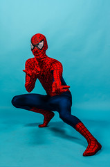 ANIM MIA FRI 2014-0298 (Florida Supercon) Tags: punk comic cosplay superman wonderwoman dccomics tatoo marvel performer bodyart comicon sailormoon animate 2014 gameofthrones lexlugar animate2014
