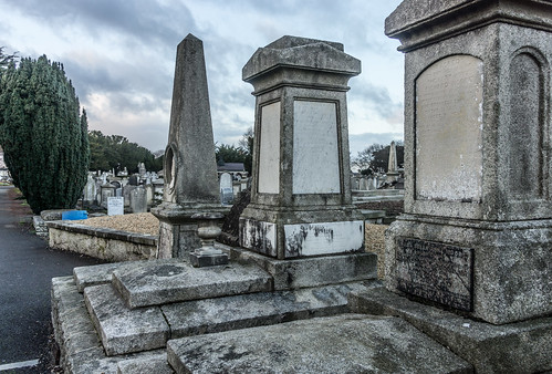 Mount Jerome Graveyard - December 2014