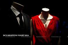 BCN SHOPPING NIGHT 2014. ( A l v i s 0 0 2 ) Tags: shop bcn catalonia nikond60 shoppingnight