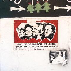 Long Live the Invincible Neo-liberal revolution