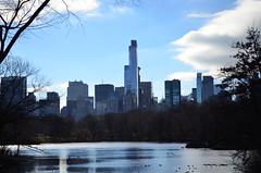Central Park (chasing parades) Tags: nyc newyorkcity lake angel centralpark manhattan belvederecastle bethesdafountain bowbridge bethesdaterrace urbanpark centralparkconservancy sanremobuilding delacortetheatre