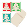 tree-mini-cards (emily dyer) Tags: silhouette card folded greetingcard svg papercut diecut foldedcard