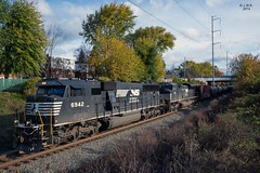 Norfolk Southern 6942 @ Philadelphia, Pa. (Twenty17Teen Photography) Tags: philadelphia trains railroads norfolksouthern emd railroadphotography trainphotos railroadphotos railroadimages sd60e