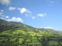 Sunny slopes, lower Gastein Valley, Austria (Paul McClure DC) Tags: austria österreich scenery salzburgerland gasteinertal june2012