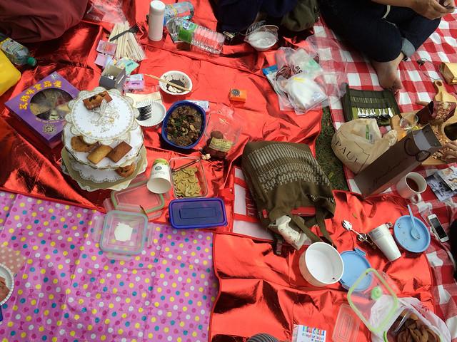 20141115 野餐@台北華山大草原