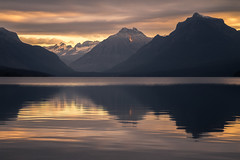Morning has broken (JoLoLog) Tags: usa lake mountains reflection sunrise morninglight montana mt rockymountains raya glaciernationalpark peaks lorien gnp lakemcdonald canon6d bestcapturesaoi elitegalleryaoi apgarvillagelodge