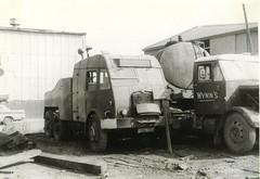 W 197 (uw167) Tags: lorry newport haulage wynns