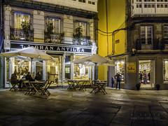 La Coruña - La Gran Antilla 1888 (e-costa) Tags: canon spain coruña galicia corunna acoruña pastelería 1888 lagranantilla canons110 riegodeagua ecosta coruñasemueve