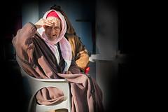 Anziano (Roberto Valt) Tags: travel portrait people smile face photography gente northafrica tunisia tunis sorriso ritratti ritratto viso tunisie tunisian tunesien costumi faccia looke volto aspect società espressione aspetto xpression