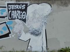 Graff in Grenoble (brigraff) Tags: streetart grenoble painting drawing panasonic urbanart charlie murpeint arturbain artedelacalle tz60 panasonictz60 brigraff jesuischarlie