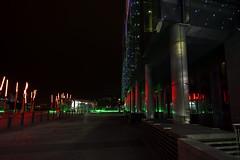 Dublin at Night (arthurbray) Tags: dublin landscape