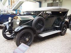 Car LAURIN & KLEMENT Auto   PB270183 (vratsab) Tags: museum prague prag praha collection vehicles historical ntm