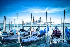 Venice, Italy (nick_hemingway) Tags: travel venice italy canal nikon san gondola maggiore giorgio d610 180350mmf3545