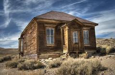 Bodie (Tikiglow) Tags: california ghosttown bodie hdr photomatix ©markedwards