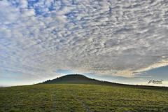 the plough across the sky (El Saskuas) Tags: sky cloud nube castilla saskuas